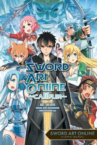 Sword Art Online Calibur