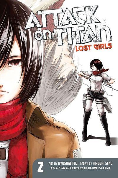 Attack on Titan: Lost Girls 2