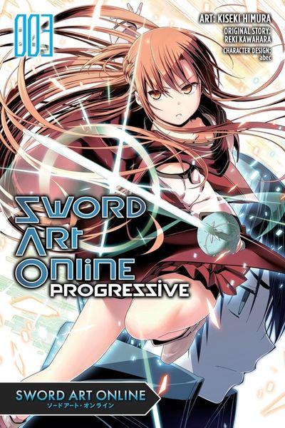 Sword Art Online Progressive, Vol. 3