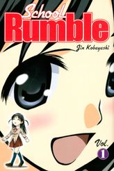 School Rumble Volume 1