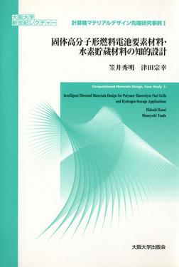 固体高分子形燃料電池要素材料・水素貯蔵材料の知的設計-電子書籍