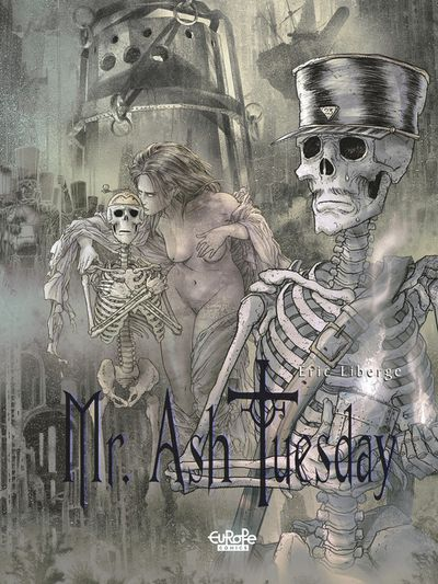 Mr Ash. Tuesday -  Volume 3 - The Land of Tears