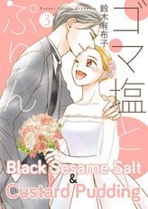 【Special Edition】Black Sesame Salt and Custard Pudding Vol.3