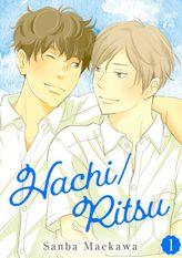 Hachi/Ritsu (Yaoi Manga), Chapter 1