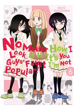 No Matter How I Look at It, It's You Guys' Fault I'm Not Popular!, Vol. 6-電子書籍