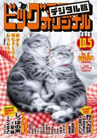 ビッグコミックオリジナル 2019年19号(2019年9月20日発売)