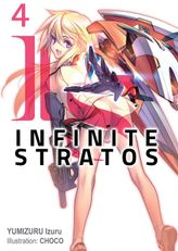 Infinite Stratos: Volume 4