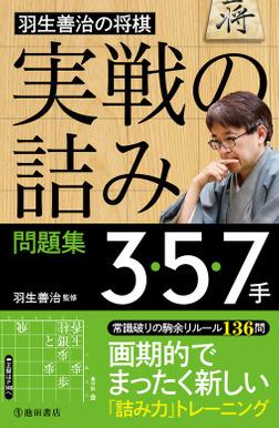 羽生善治の将棋「実戦の詰み」問題集 3・5・7手(池田書店)-電子書籍