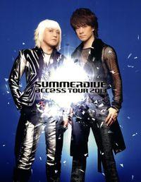 access『access TOUR 2013 SUMMERDIVE』オフィシャル・ツアーパンフレット【デジタル版】