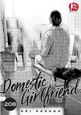 Domestic Girlfriend Chapter 208