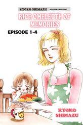KYOKO SHIMAZU AUTHOR'S EDITION, Episode 1-4