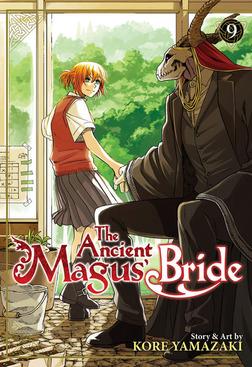 The Ancient Magus' Bride Vol. 9-電子書籍