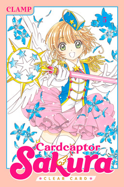 Cardcaptor Sakura: Clear Card Volume 5
