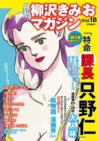 月刊 柳沢きみおマガジン Vol.18