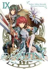 Altina the Sword Princess: Volume 9