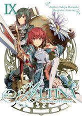 Altina the Sword Princess: Volume 9