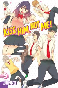 Kiss Him, Not Me Volume 9