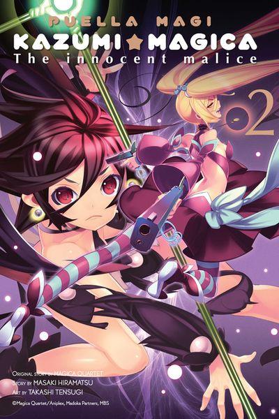 Puella Magi Kazumi Magica, Vol. 2