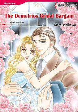 THE DEMETRIOS BRIDAL BARGAIN-電子書籍