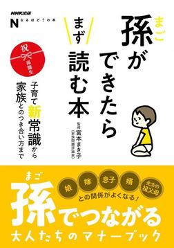 NHK出版 なるほど!の本 孫ができたらまず読む本 子育て新常識から家族とのつき合い方まで-電子書籍