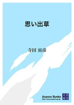 思い出草-電子書籍
