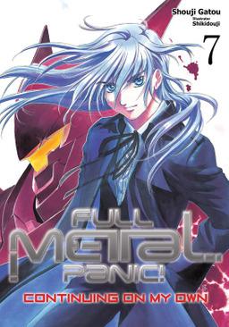 Full Metal Panic! Volume 7