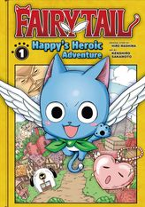 Fairy Tail: Happy's Heroic Adventure 1