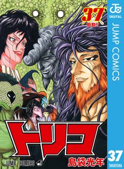 トリコ モノクロ版 37-電子書籍