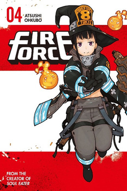 Fire Force Volume 4