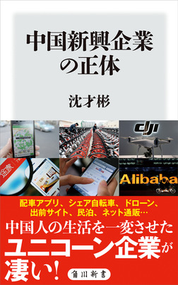 中国新興企業の正体-電子書籍