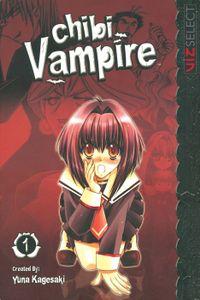 Chibi Vampire, Vol. 1