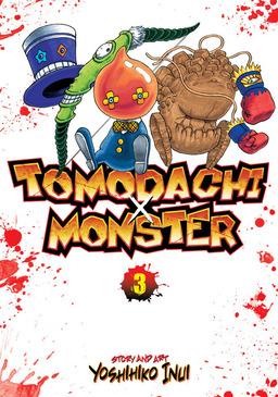 Tomodachi x Monster Vol. 3