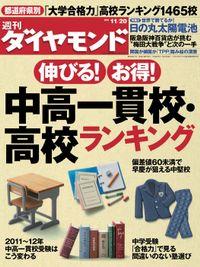 週刊ダイヤモンド 10年11月20日号