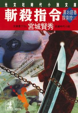 斬殺指令~裏お庭番探索控(三)~-電子書籍