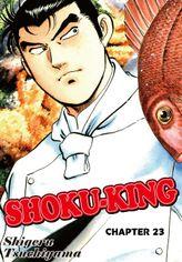 SHOKU-KING, Chapter 23