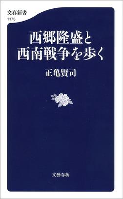 西郷隆盛と西南戦争を歩く-電子書籍