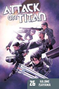 Attack on Titan 26