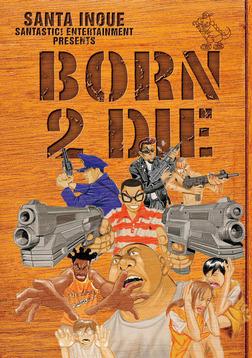 BORN 2 DIE-電子書籍