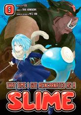 That Time I Got Reincarnated as a Slime Volume 5