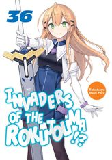 Invaders of the Rokujouma!? Volume 36