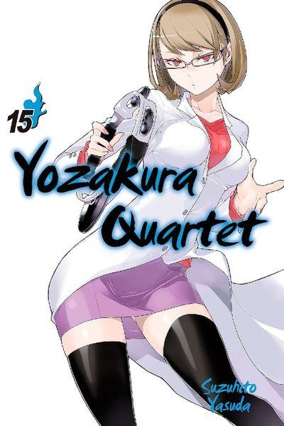 Yozakura Quartet Volume 15