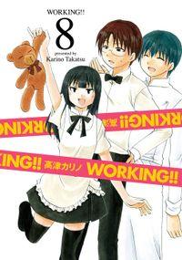 WORKING!! 8巻