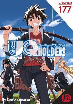 UQ Holder Chapter 177