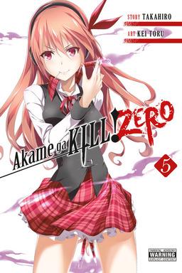Akame ga KILL! ZERO, Vol. 5