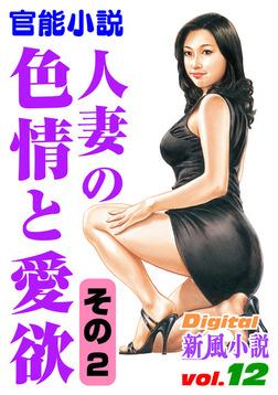 【官能小説】人妻の色情と愛欲 その2~Digital新風小説 vol.12~-電子書籍