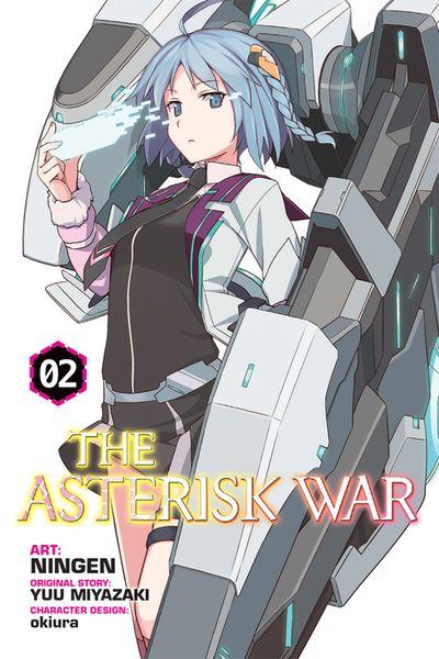 The Asterisk War, Vol. 2