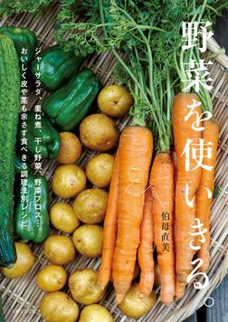 野菜を使いきる。-電子書籍