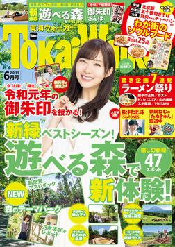 TokaiWalker東海ウォーカー2019年6月号-電子書籍