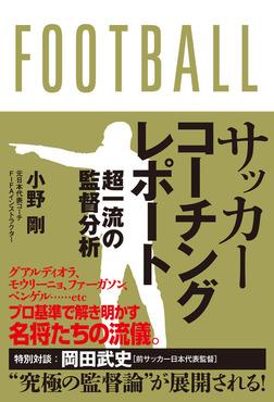サッカーコーチングレポート 超一流の監督分析-電子書籍