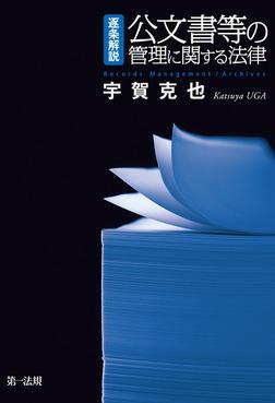 逐条解説 公文書等の管理に関する法律-電子書籍